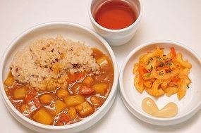 ☆ 昼食 ☆